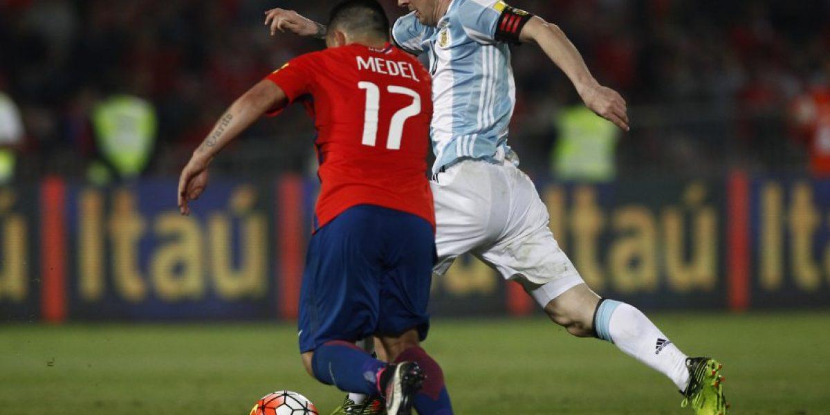 Messi tras su triunfal regreso a Chile:
