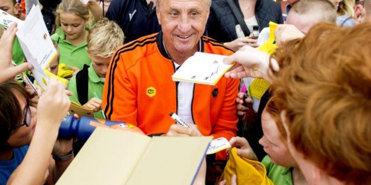 El legado de Johan Cruyff: El mejor jugador europeo de la historia