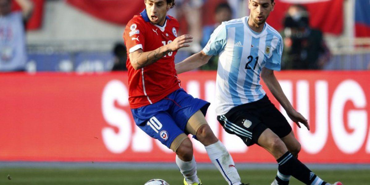 Prensa argentina enciende duelo ante Chile: