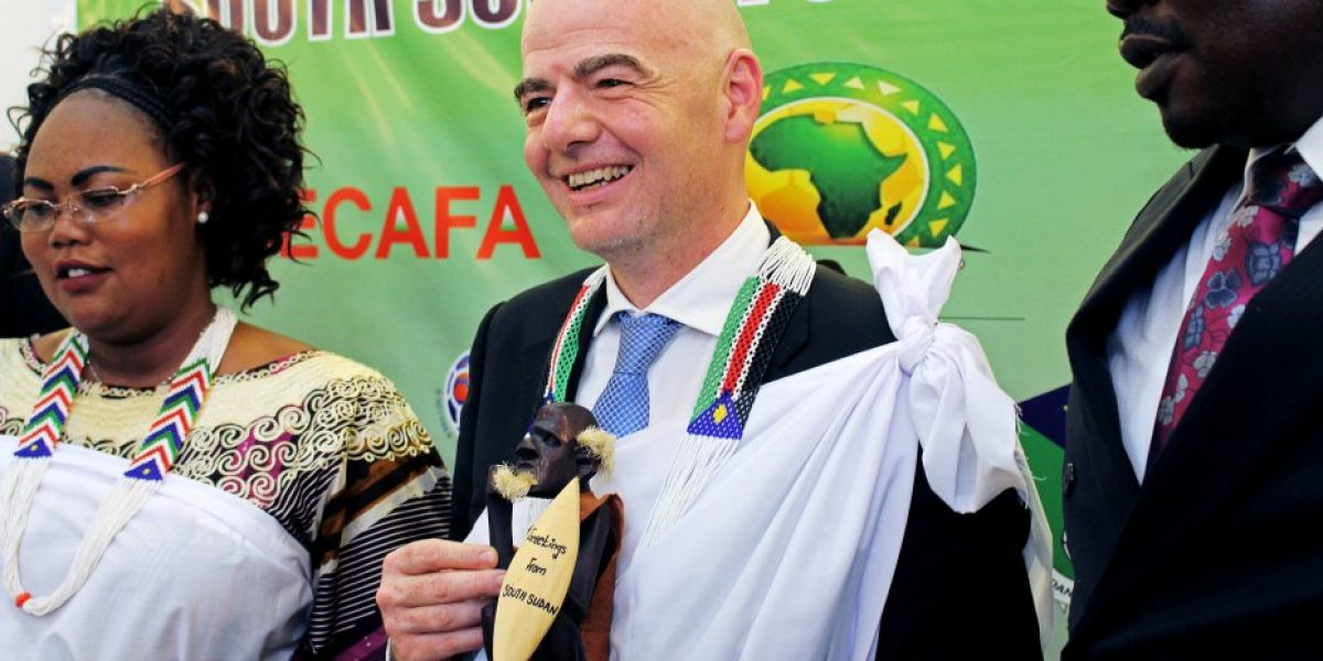 Presidente de la FIFA recuerda a Cruyff como
