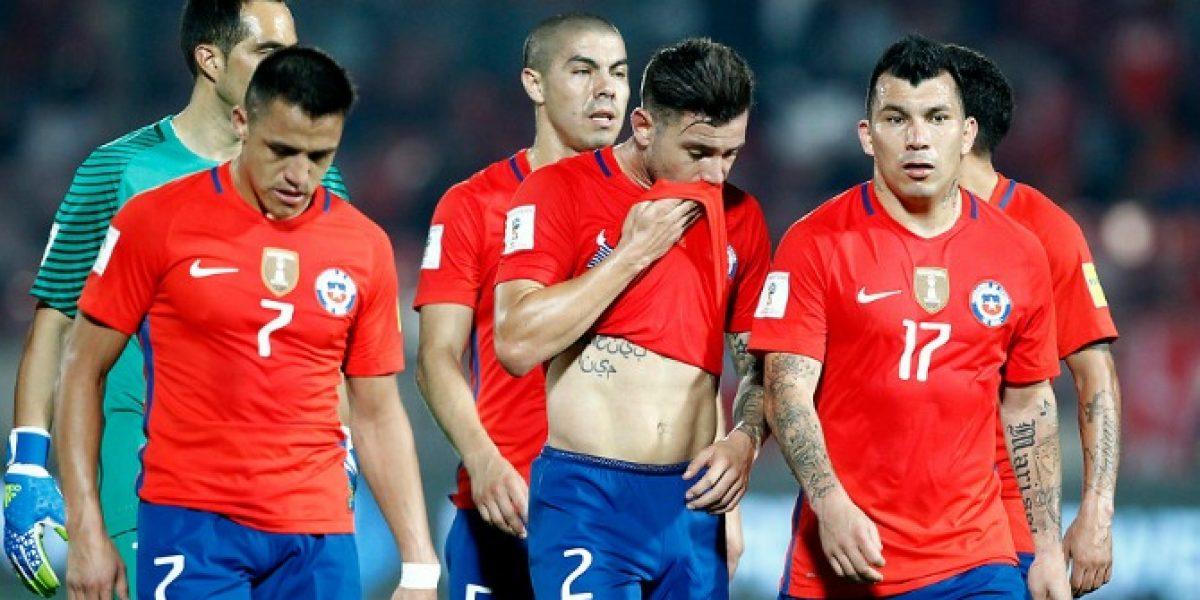 Así vivimos la caída de la Roja ante Argentina que marcó el debut de Pizzi