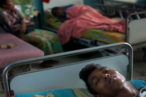 A la tuberculosis se le llama de diferentes formas: consunción, tisis, mal del rey, peste blanca o plaga blanca. Foto:Getty Images. Imagen Por: