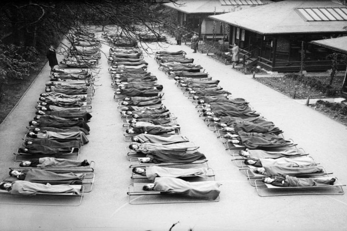 Es una de las primeras enfermedades humanas de las que se tiene registro. Foto:Getty Images. Imagen Por: