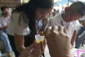 Esta enfermedad sigue tomando alrededor de 4,000 víctimas diarias. Foto:Getty Images. Imagen Por: