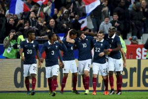 Holanda vs. Francia Foto:Getty Images. Imagen Por: