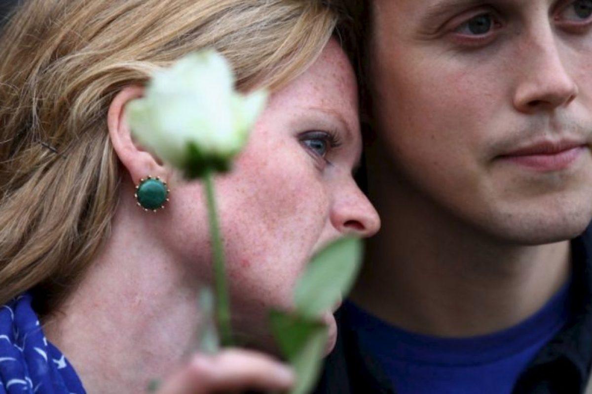 4. ¿Qué pasó con las flores? El romántico gesto desaparece lentamente. Foto:vía Getty Images. Imagen Por: