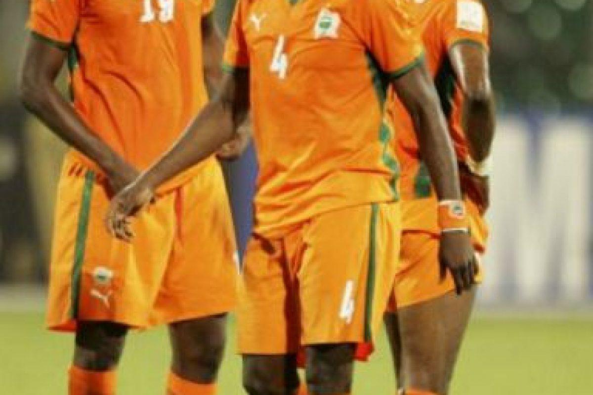 Oyala Ibrahim Touré Foto:Getty Images. Imagen Por:
