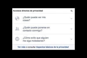 Facebook ha tratado de simplificar y aumentar sus opciones de privacidad. Foto:Facebook. Imagen Por:
