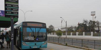 Transatiago anuncia reforzamiento de servicios por fin de semana largo