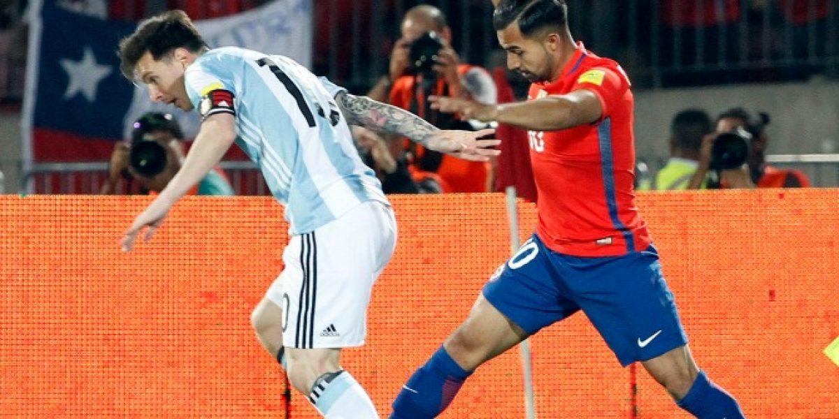 La histórica y negativa marca de Lionel Messi ante Chile
