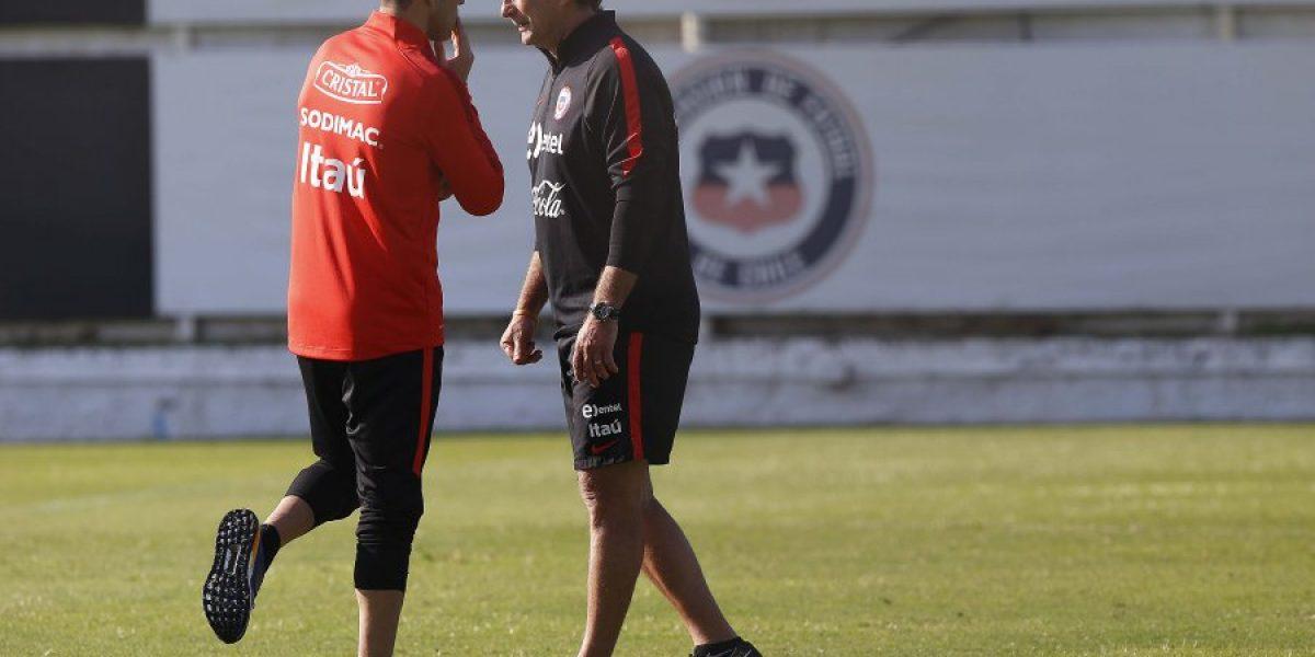 Paulo Garcés ya se sumó de emergencia a los trabajos de Juan Antonio Pizzi