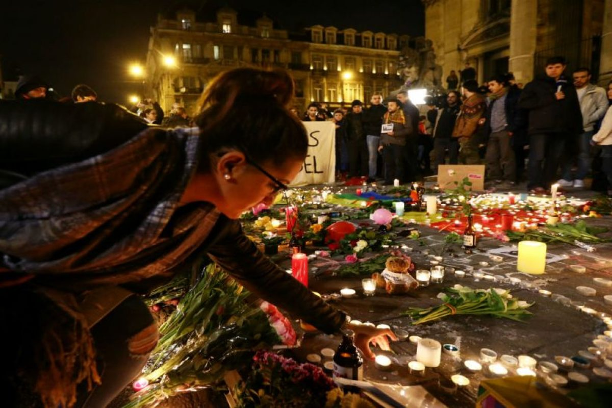 El atentado acabó con la vida de personas provenientes de al menos 40 países diferentes. Foto:Getty Images. Imagen Por: