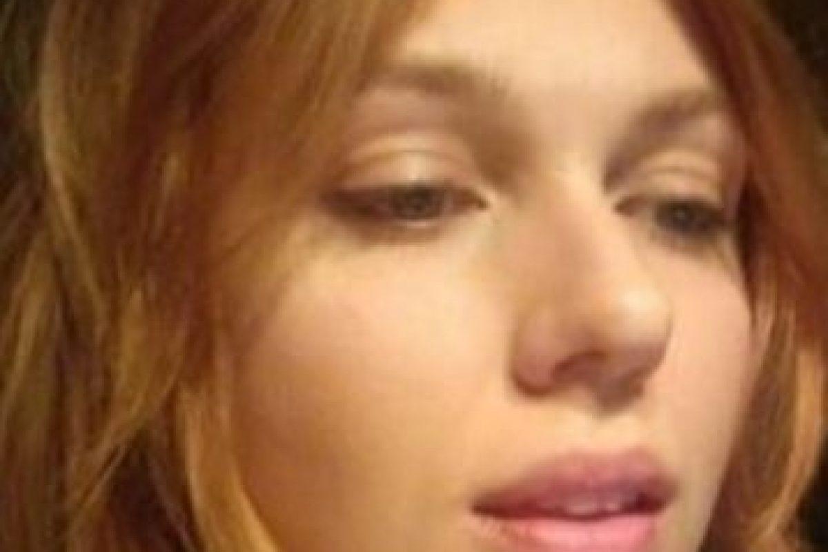 Scarlett Johansson. Foto:vía Reddit. Imagen Por: