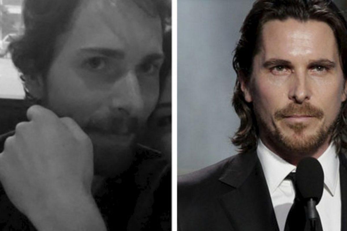 Christian Bale. Foto:vía Reddit. Imagen Por: