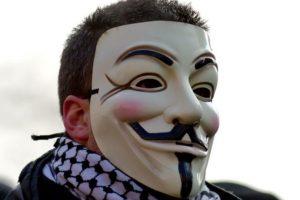 """Estos se autodenominan """"hacktivistas"""", o sea, hackers y activistas. Foto:Wikipedia Commons. Imagen Por:"""