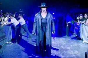 Undertaker cumplió 51 años Foto:WWE. Imagen Por: