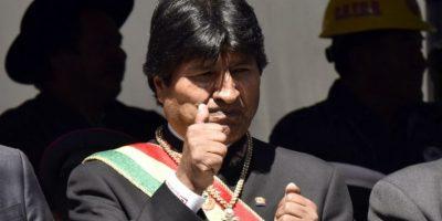 Evo Morales: Bolivia demandará a Chile ante La Haya por uso del río Silala