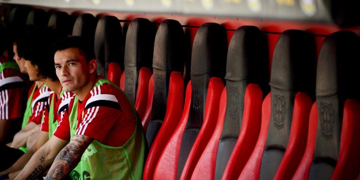 En Leverkusen aguardan por el debut de Aránguiz: