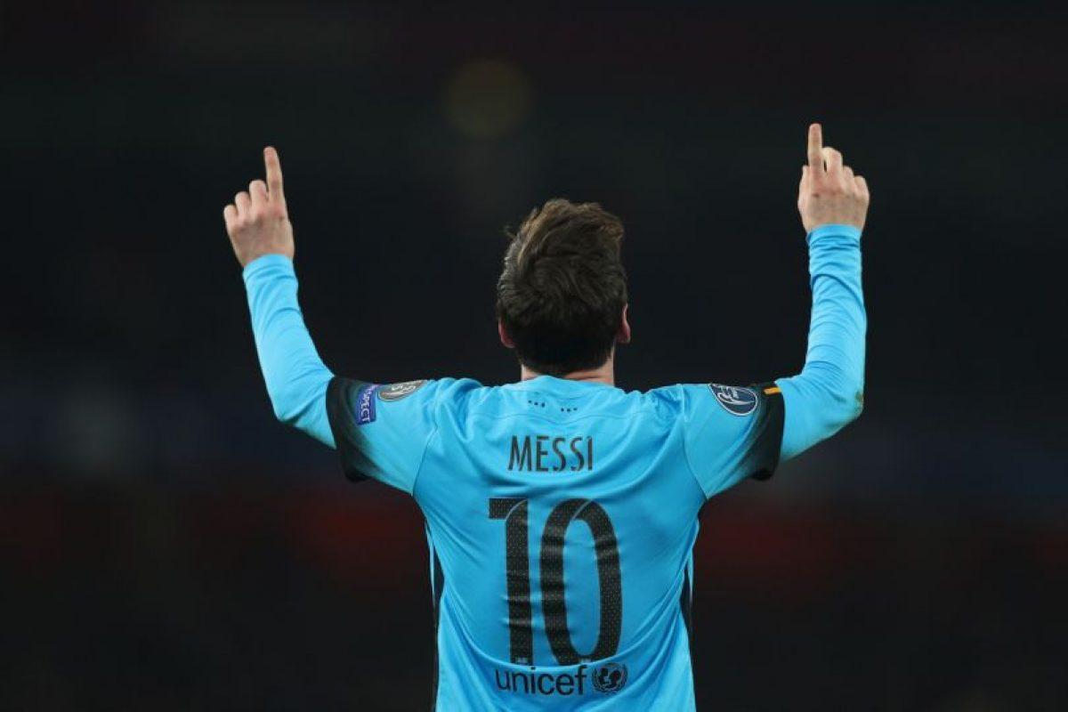"""""""Leo"""" es considerado el mejor futbolista de la actualidad Foto:Getty Images. Imagen Por:"""