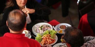 Fotos: Así se vive Semana Santa en el Mercado Central