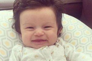 Así luce el bebé Kaplan Foto:Facebook/Mackenzie Kaplan. Imagen Por: