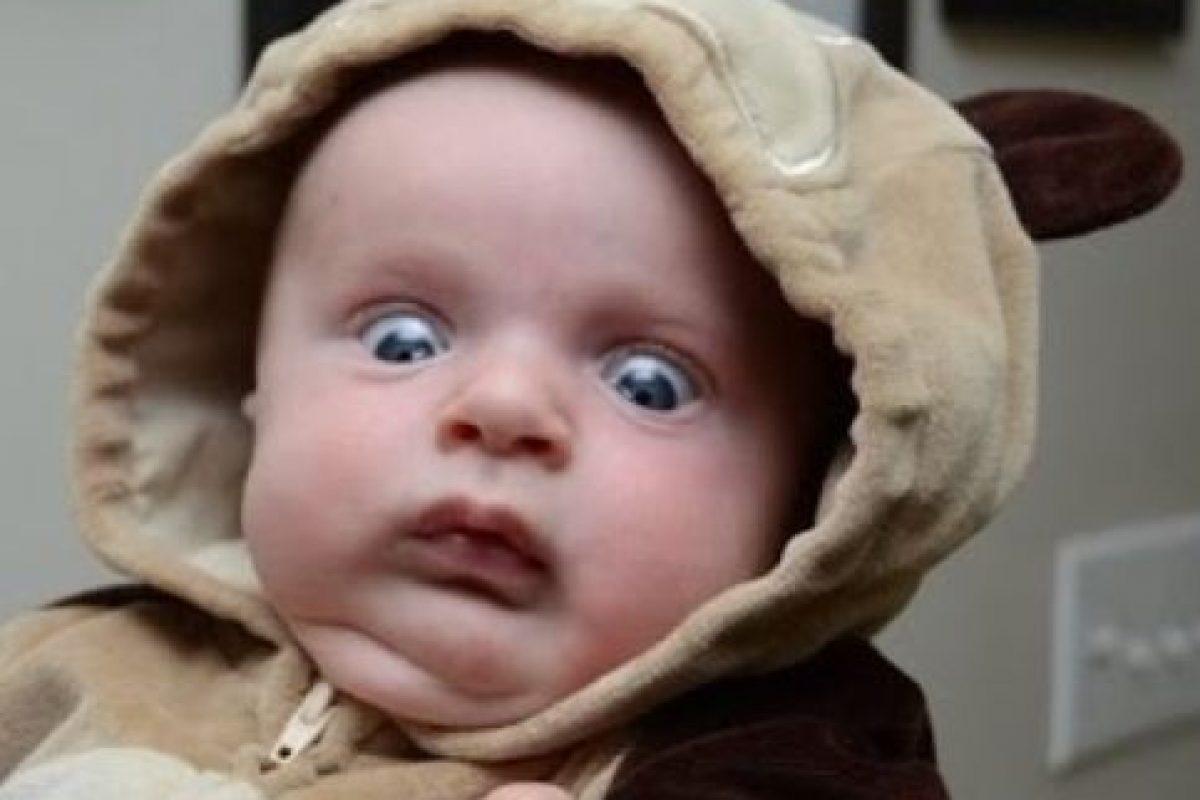 Los bebés suelen ser del agrado de Internet Foto:Twitter. Imagen Por:
