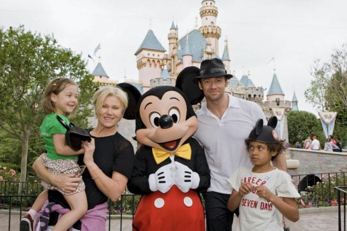 El actor disfruta pasar tiempo junto a su esposa Deborra-Lee Furness y sus hijos: Oscar y Ava Foto:vía instagram.com/hughjackman. Imagen Por: