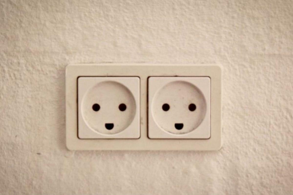 """Los """"rostros"""" más divertidos encontrados en objetos. Foto:Flickr. Imagen Por:"""