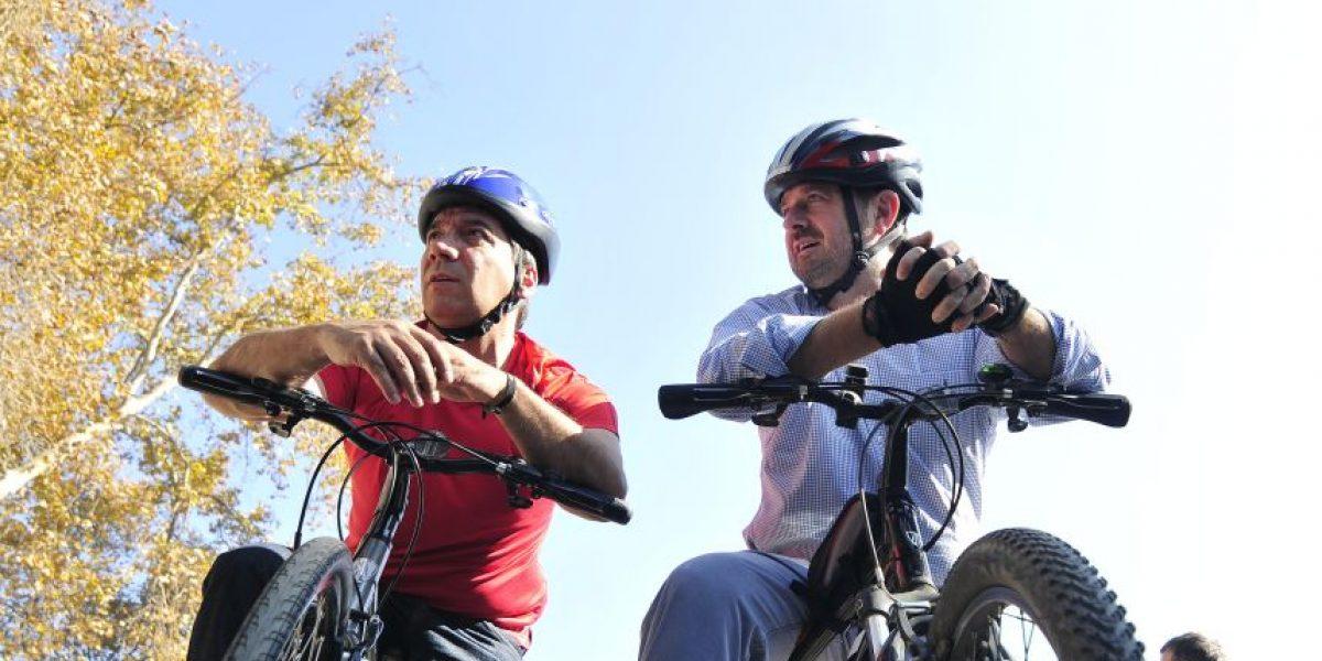 Chile recibe a más de mil pedaleros en Foro Mundial de la Bicicleta