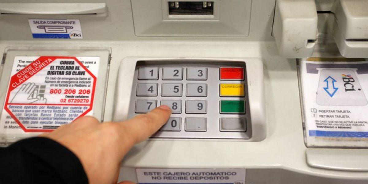 ¡Atención Iquiqueños! Hallan clonador de tarjetas en cajero automático