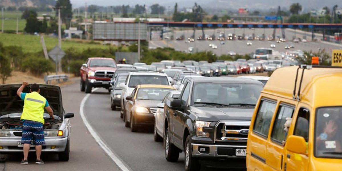 Cerca de 500 conductores han sido multados por no portar chaleco reflectante