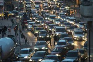 Salvador de Bahía, Brasil. En esta ciudad los conductores requieren 43 por ciento de de tiempo extra. Foto:Getty Images. Imagen Por: