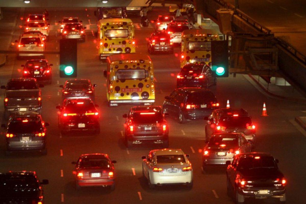 Los Ángeles, Estados Unidos. Los conductores también requieren de 41 por ciento de su tiempo Foto:Getty Images. Imagen Por: