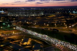 Recife, Brasil. Al igual que la anterior ciudad brasileña, tiene un promedio de 43 por ciento. Al parecer este país tiene serios problemas con el tránsito. Foto:Getty Images. Imagen Por: