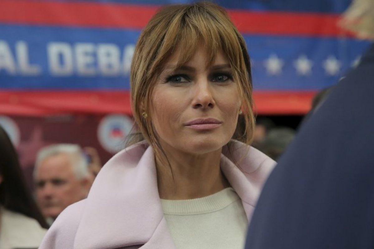 Melania Knauss-Trump nació el 26 de abril de 1970 Foto:Getty Images. Imagen Por: