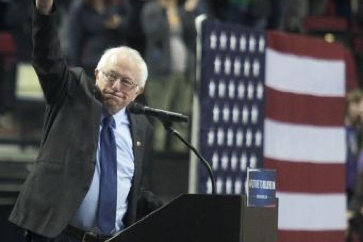 Fue el gran ganador de la jornada electoral de los demócratas Foto:Getty Images. Imagen Por: