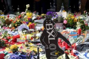 Las muestras de solidadridad con las víctimas de los atentados en Bruselas. Foto:Getty Images. Imagen Por: