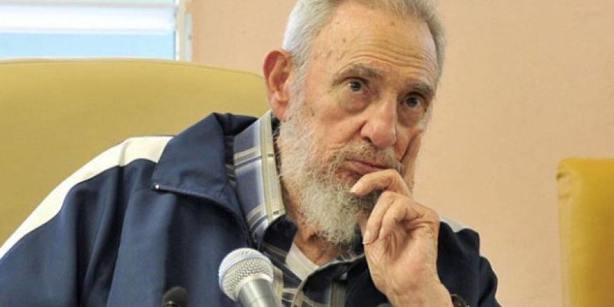 Fidel Castro por visita de Obama a Cuba: