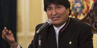 Morales por río Silala: