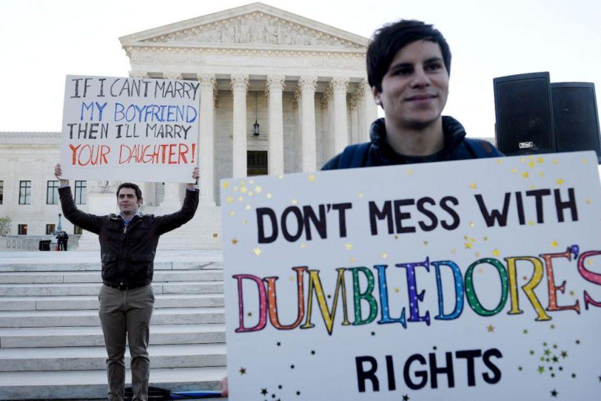 Hecho por el que no conceder licencias de matrimonio a parejas del mismo sexo se considera un acto que viola la Constitución. Foto:Getty Images. Imagen Por: