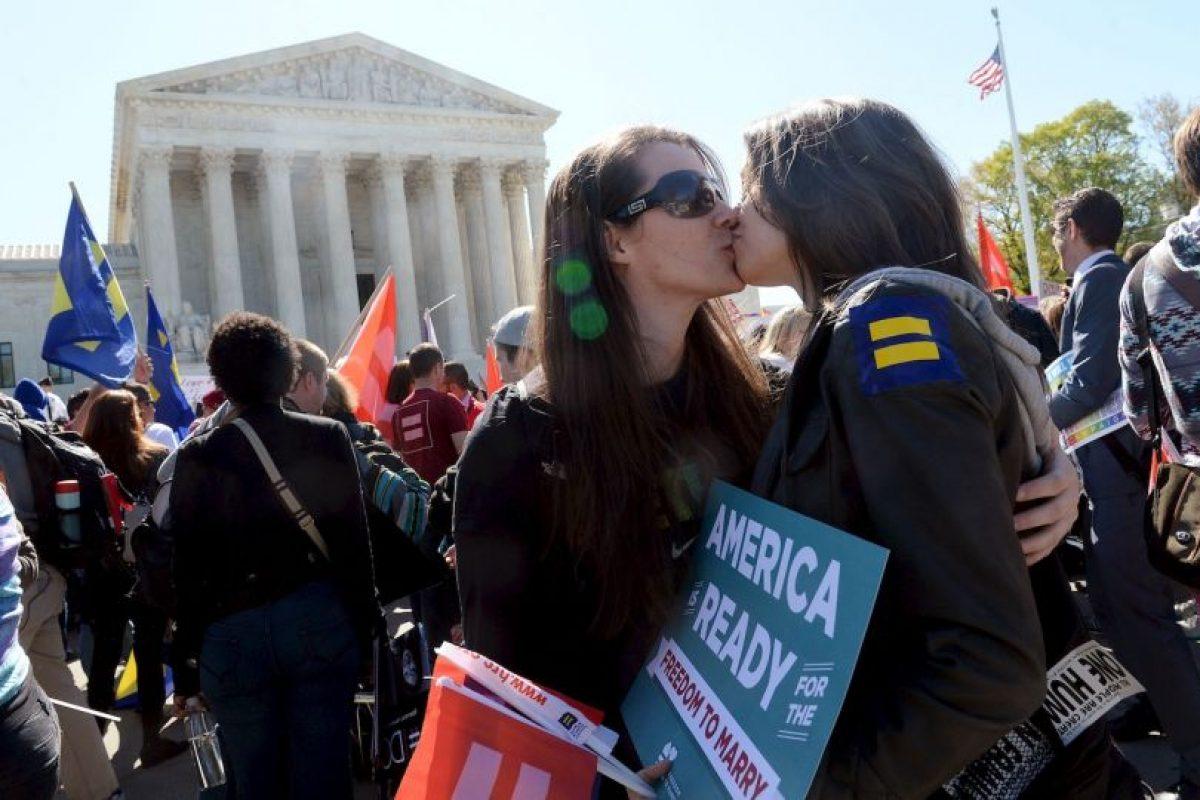 Esta propuesta trataba de proteger aquellas personas que se oponen a convivir con personas homosexuales. Foto:Getty Images. Imagen Por: