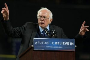 Bernie Sanders Foto:Efe. Imagen Por: