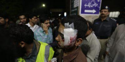 Víctimas fatales en el atentado suicida del parque de Pakistán ya suman 72