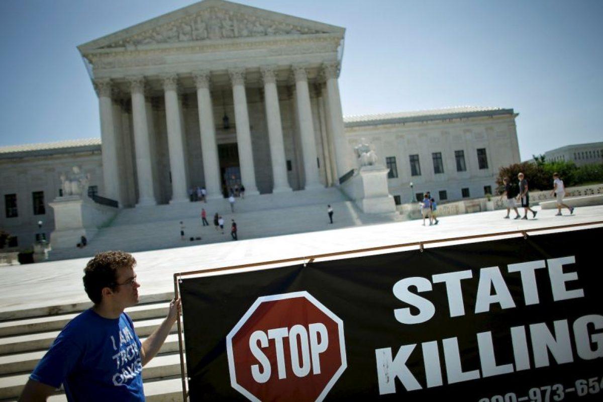 Esto luego que en junio de 2015 la Suprema Corte de Estados Unidos reconociera el matrimonio gay. Foto:Getty Images. Imagen Por: