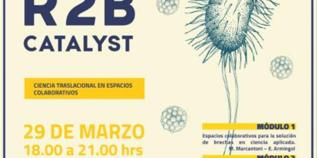 R2B Catalyst realiza primer workshop para desarrollar emprendimientos científicos