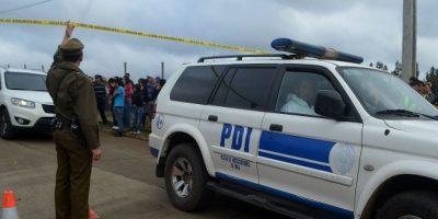 Valparaíso: buscan a sujetos que asesinaron a militar frente a su esposa y lo lanzaron a roquerío