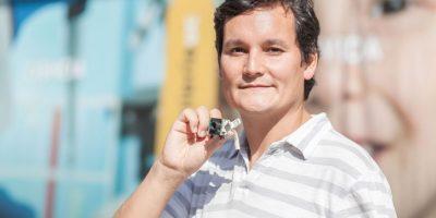 Ingenieros chilenos crean micro dispositivo para salvar vida de pacientes