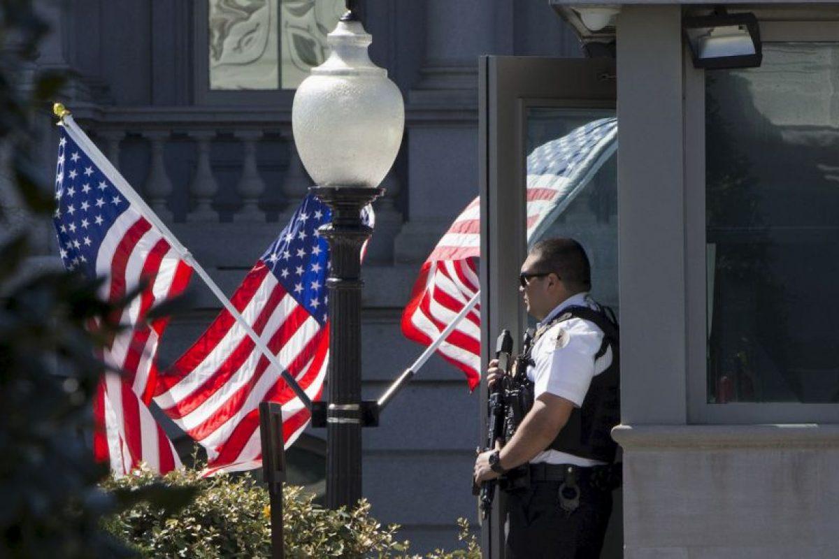 El Capitolio de los Estados Unidos es el edificio que alberga las dos cámaras del Congreso de los Estados Unidos. Foto:AP. Imagen Por: