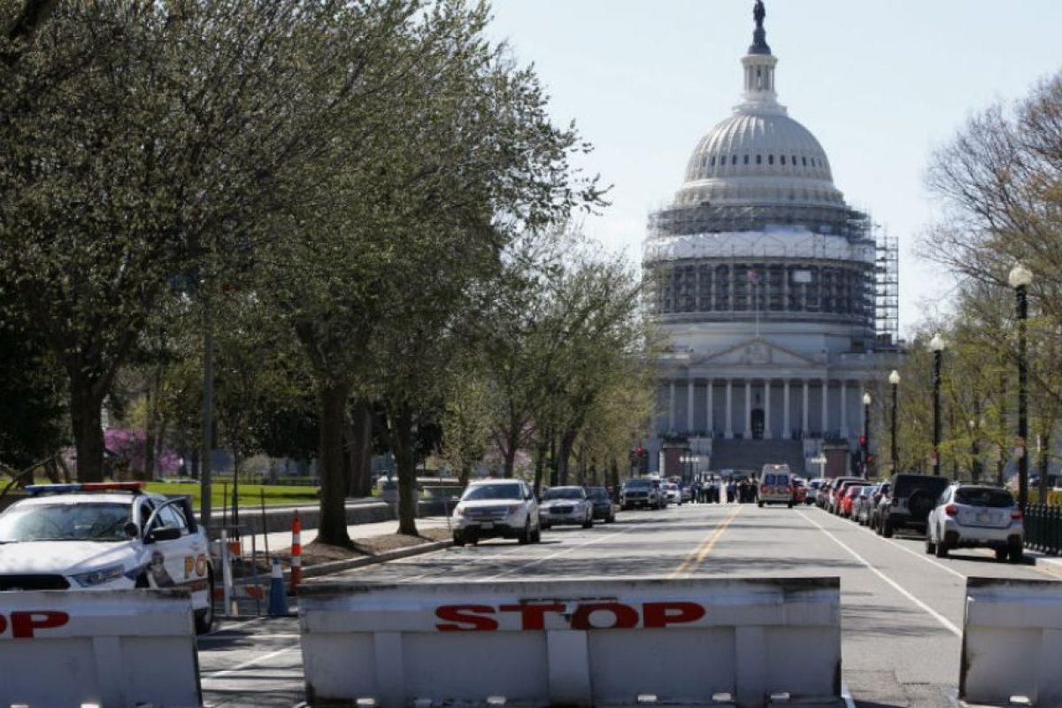 Se encuentra en el barrio Capitol Hill en Washington D. C., la capital del país. Foto:AP. Imagen Por: