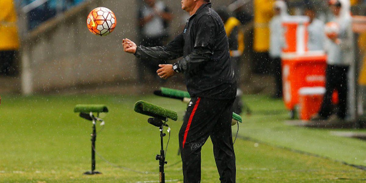 Le aceptaron la renuncia: Claudio Borghi no va más en Liga de Quito